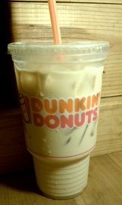 Dunkin Donuts Cinnamon Iced Coffee