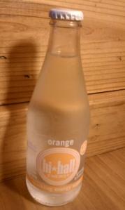 hi*ball energy orange sparkling water
