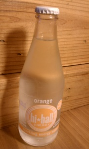 hi*ball energy orange sparkling water
