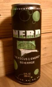 Nerd Focus & Energy Beverage