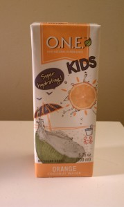O.N.E Kids Orange Coconut Water